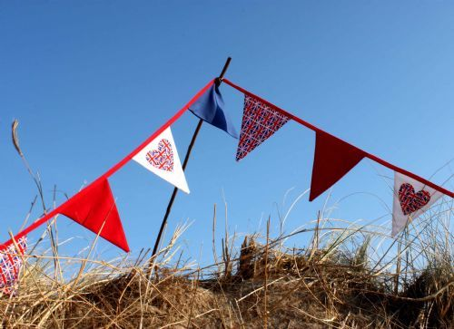 Jubilee Bunting - available to HIRE or PURCHASE by the metre