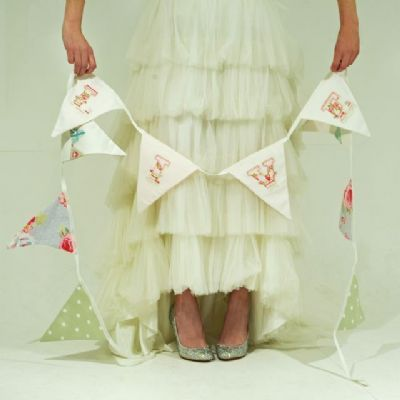 LOVE Wedding Bunting